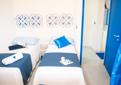 Casa Vacanze Appartamento Blue Suite I Con Terrazza